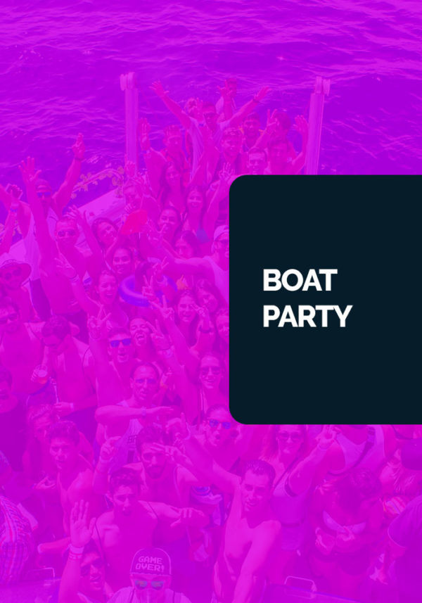 Pre Party + Boat Party