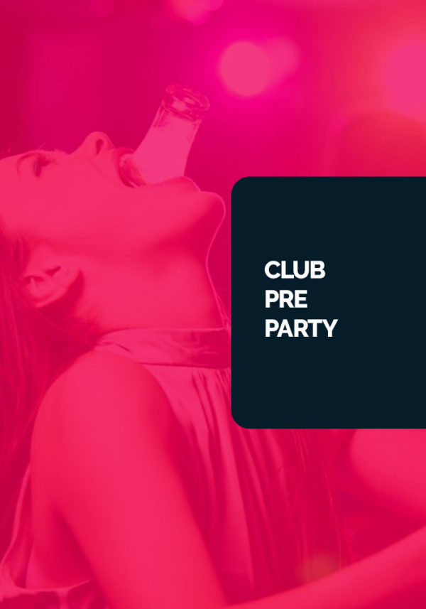 Pre Party Ibiza Free Drink 2018 ticket