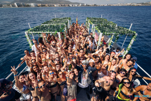 Pre Party + Boat Party 3