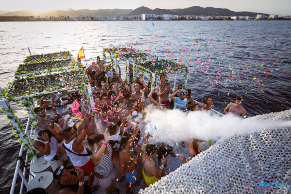 Pre Party + Boat Party 2